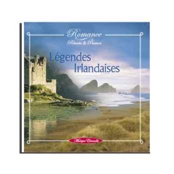 CD - Légendes irlandaises - réf. supprimée - Romance