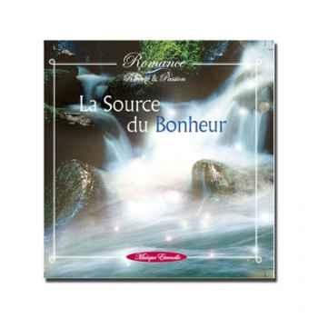 CD - La source du bonheur - réf. supprimée - Romance