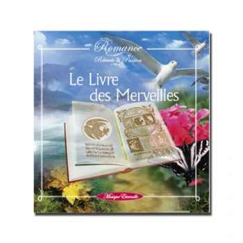 CD - Le livre des merveilles - réf. supprimée - Romance