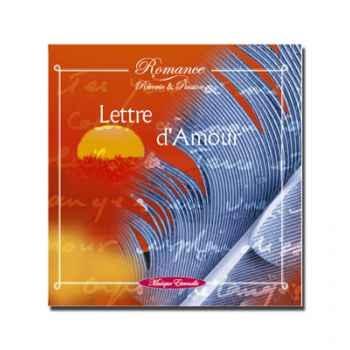CD - Lettre d'amour - réf. supprimée - Romance