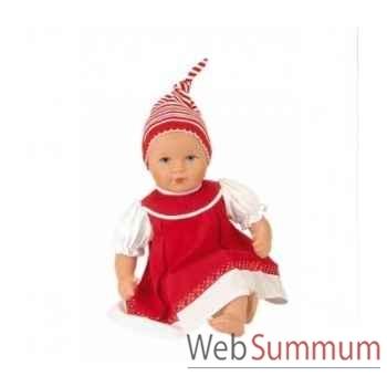 Poupée mini bambina emily kathe kruse 36107