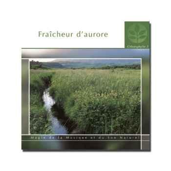 CD - Fraîcheur d'aurore - Chlorophylle 2