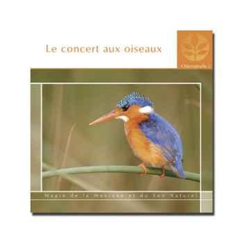 CD - Le concert aux oiseaux - Chlorophylle 2