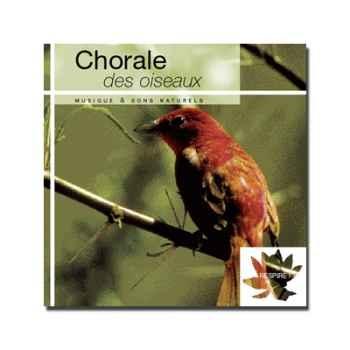 CD - Chorale des oiseaux - Respire
