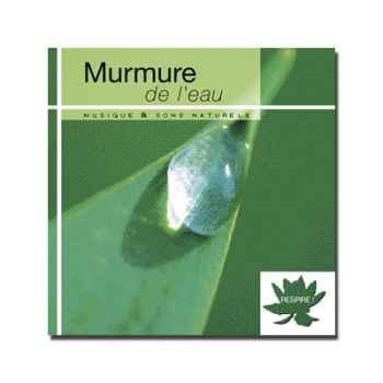 CD - Murmure de l'eau - Respire