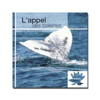 CD - L'appel des baleines - Respire