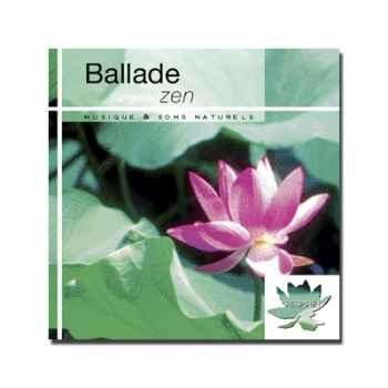CD - Ballade zen - Respire