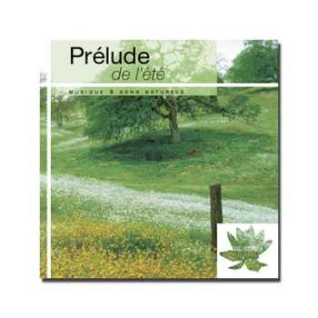 CD - Prélude de l'été - Respire
