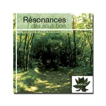 CD - Résonnances des sous-bois - Respire