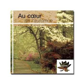 CD - Au coeur de l'automne - Respire