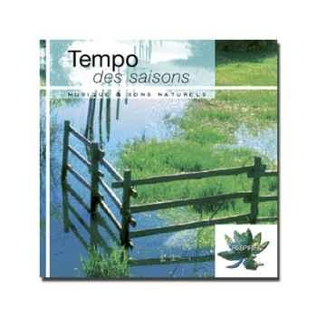 CD - Tempo des saisons - Respire