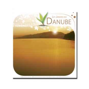 CD - Les Jardins du Danube - Musiques des Jardins du Monde