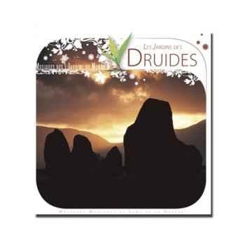 CD - Les Jardins des Druides - Musiques des Jardins du Monde