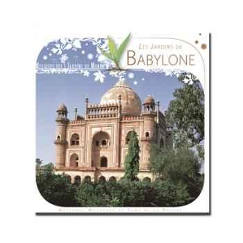 CD - Les Jardins de Babylone - Musiques des Jardins du Monde