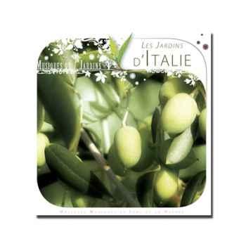 CD - Les Jardins d'Italie - Musiques des Jardins du Monde