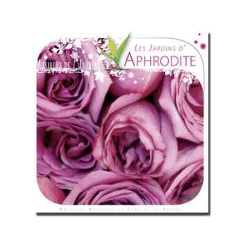 CD - Les Jardins d'Aphrodite - Musiques des Jardins du Monde