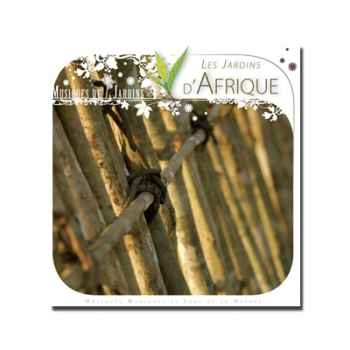 CD - Les Jardins d'Afrique - Musiques des Jardins du Monde