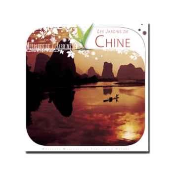 CD - Les Jardins de Chine - Musiques des Jardins du Monde