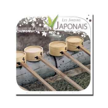 CD - Les Jardins Japonais - Musiques des Jardins du Monde