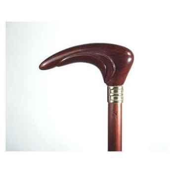 Canne bois -Bronze H K Laynes -SN37