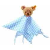peluche steiff ours dors bien doudou bleu 237034