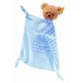 peluche steiff ours dors bien doudou bleu 237041