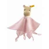 peluche steiff hippo mockyli doudou rose 237812