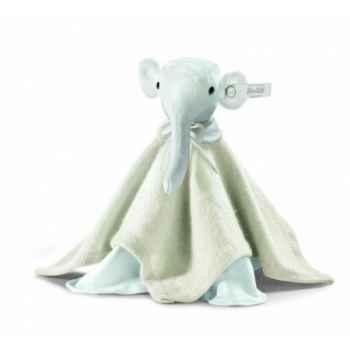 Peluche steiff selection éléphant doudou, sable -239175