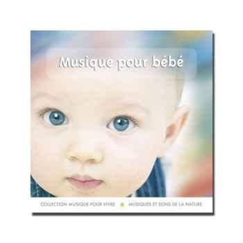 CD - Musique pour bébé - Musique pour Vivre