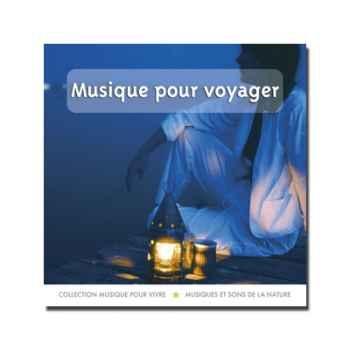 CD - Musique pour voyager - Musique pour Vivre