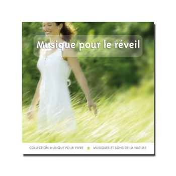 CD - Musique pour le réveil - Musique pour Vivre