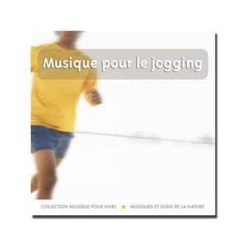 CD - Musique pour le jogging - Musique pour Vivre