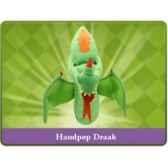 marionnette peluche dragon sprockjesboom e01203