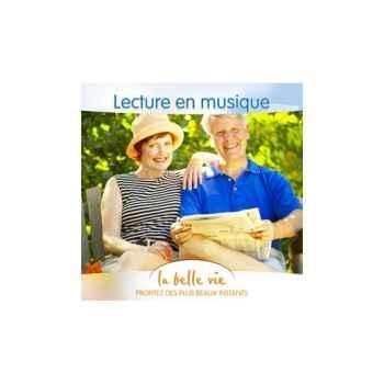 CD - Lecture en musique - La Belle Vie