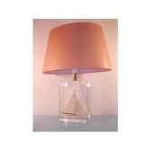 moyenne lampe ovale classe j beige abat jour ovale marron 123