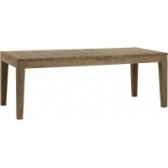 table family outdoor teck recycle naturebrosse kok m200
