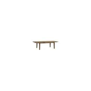 Table family outdoor Teck Recyclé naturel brossé KOK M202