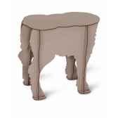 tabouret agneau scotty sable mobilier de compagnie design ibride