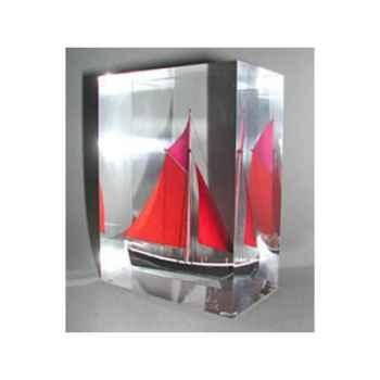 Mini Inclusion Petite Barque Rouge & Parme-54.1
