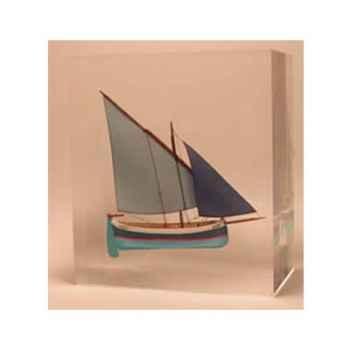 Petite Inclusion Pêcheur Le Pointu Bleu-60-1