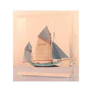 Petite Inclusion Thonier Gx bleu Clair Deux Mâts-65