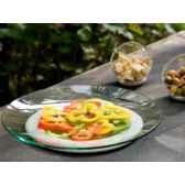 assiette 30 cm avec anneau silicone siloplate sp30