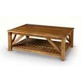 table basse de salon rectangulaire en teck massif meuble de navire roosevelt