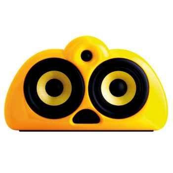 Enceinte Cinepod jaune