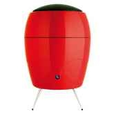 enceinte bass station rouge