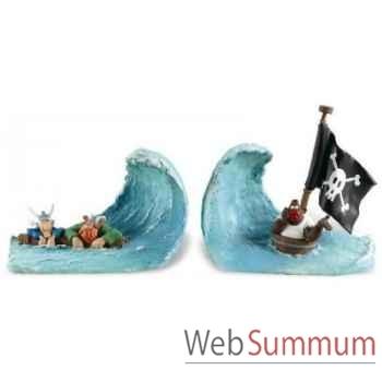 Serre-livres, les pirates naufragés Leblon-Delienne ASTSL01501