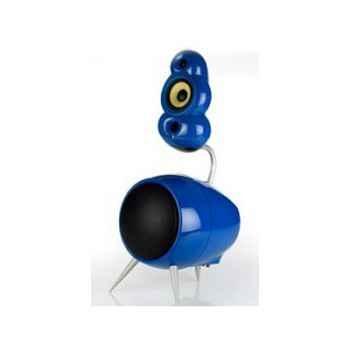 Enceinte Megapod bleu (La paire)
