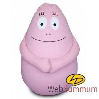 Housse pour pouf barbapapa 75cm Leblon-Delienne BARHS075RS
