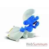 le schtroumpf paresseux leblon delienne schst01701