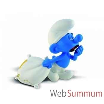 Le schtroumpf paresseux Leblon-Delienne SCHST01701